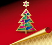 Christmas & New Years greeting card-1