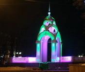 новый год в Харькове
