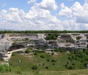 пещерный город инкерман