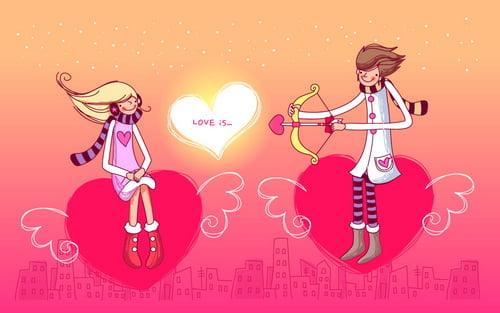 картинки с валентинками