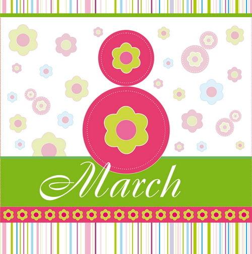 скачать открытки 8 марта