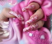 руки ногти фото