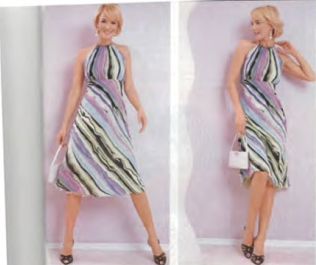 Платье на кулиске выкройки