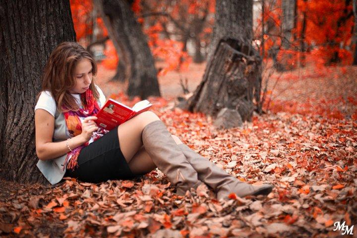 Идеи фото осенью на природе
