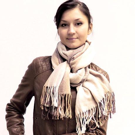 Как завязывать шарф: видео и