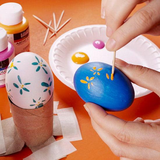 Украшение детского праздника из бумаги