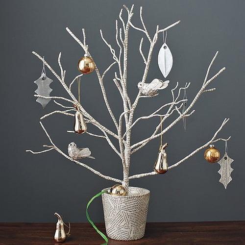 Новогодние декоративные украшения своими руками