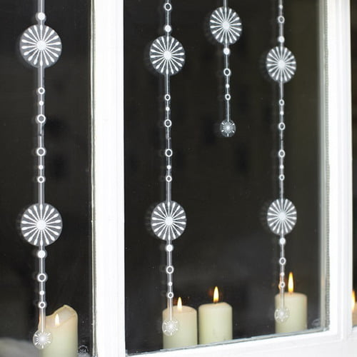 Ladyemansipe - Addobbi natalizi per le finestre ...