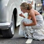 Примеры поз для жениха и невесты на свадебной фотосессии